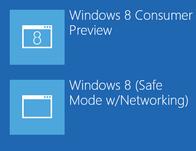 safe mode windows 8