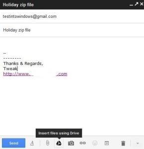 atasamente largi cu gmail