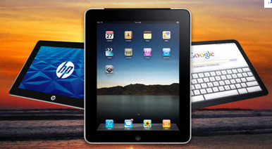 top tablete 2012