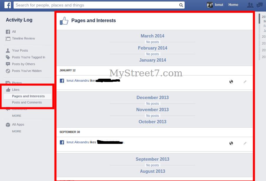 pagini facebook like 2