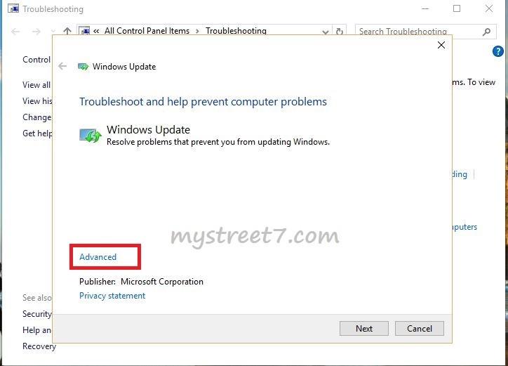 probleme windows update 3
